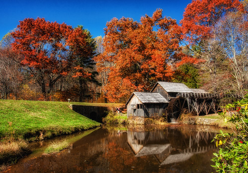 Mabry Mill (9)   by Photomatt28