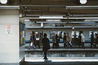 駅のホーム | by sabamiso