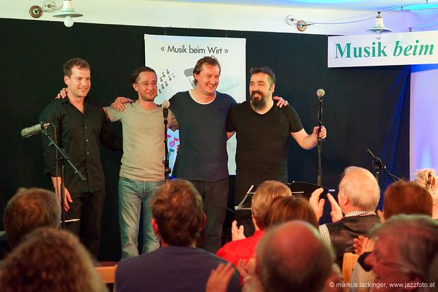 Alp Bora Quartett