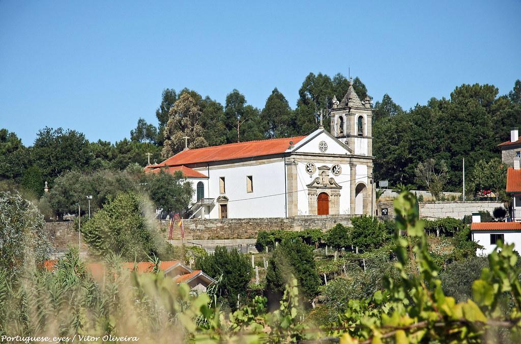 Igreja Matriz de Mazedo - Portugal