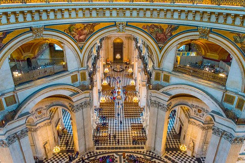 St Paul's Cathedral - The Whispering Gallery | by JackPeasePhotography
