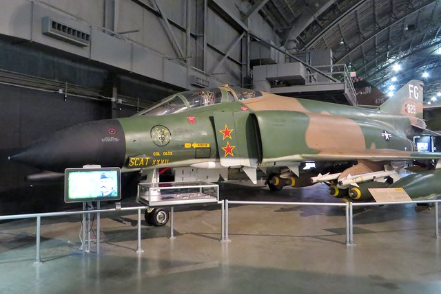 64-0829 National Museum of the USAF Wright-Patterson AFB 30 November 2015