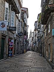 Rúa do Franco, Santiago de Compostela