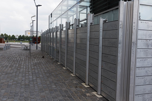Hochwasserschutz Köln