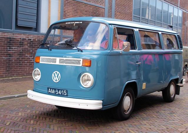 1972 Volkswagen T2 Bus
