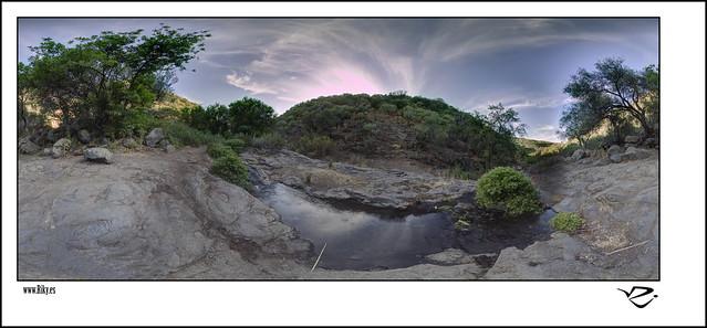 :: Barranco de los Cernícalos II 360º ::