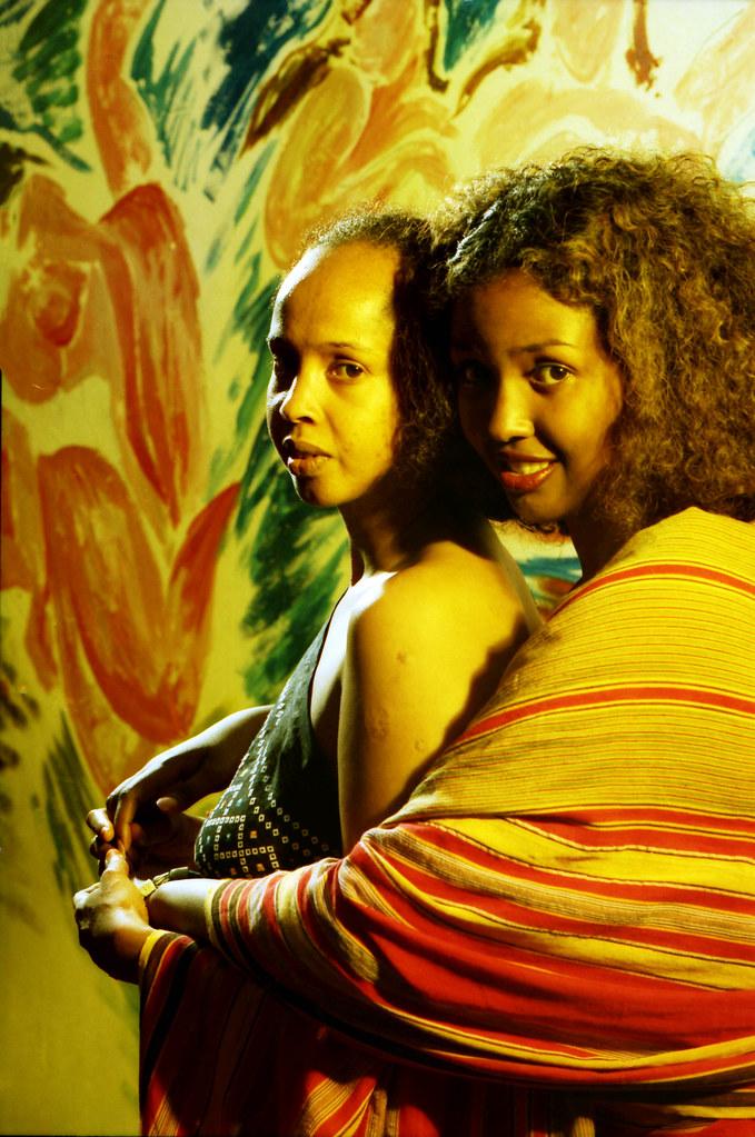 Beautiful Somali Ladies Philadelphia Studio Portrait Afric…   Flickr