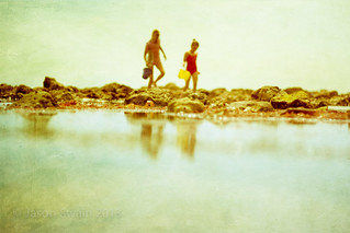 The best things in life are free - Rockpooling on the Isle of Wight IMG_1588-2-text | by s0ulsurfing