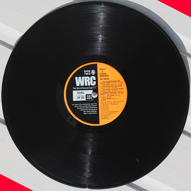 Jim Reeves - GOLDEN MEMORIES