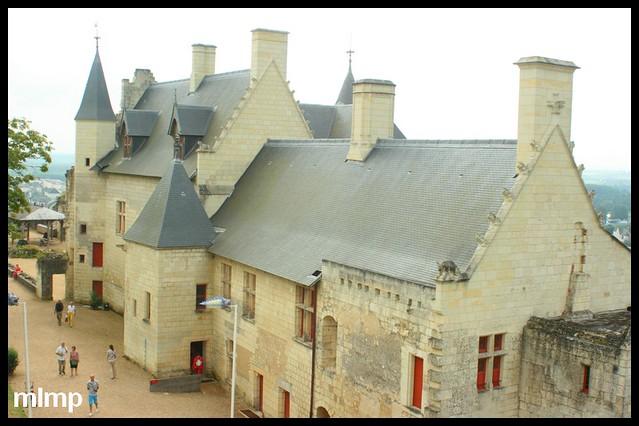 le chateau en 2