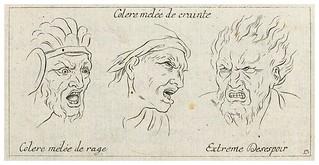 009-Ira y miedo-Caracteres des passions…- Sébastien Le Clerc- ETH-Bibliothek e-rara | by ayacata7