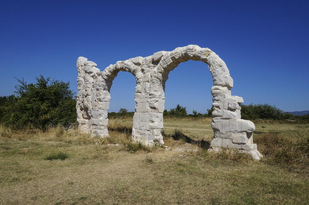 Archi di Burnum, Parco Nazionale di Krka