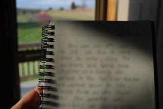 Cabin journal blank_Virignia State Parks | by vastateparksstaff