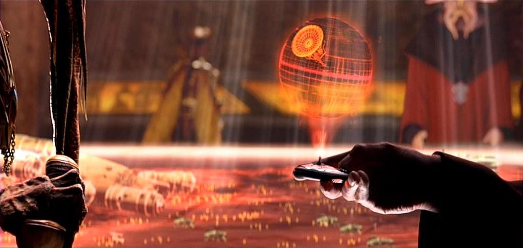 Resultado de imagem para star wars episode 2 death star