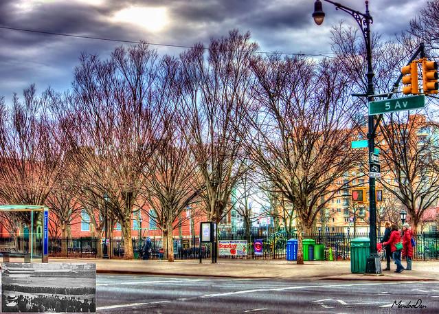 Former Washington Park #1 - Brooklyn