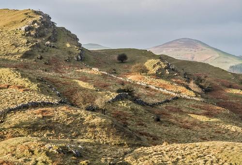 uk nature rock landscape outdoors vista northwales clwydianhills brynalyn llandeglamoors