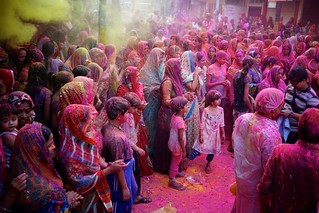 Colours of Holi (Hyderabad) | by Rajesh_India