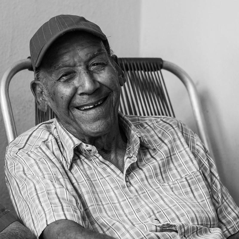 Kuba Portrait