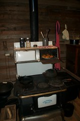 Pioneer Museum of Alabama - Antique stove