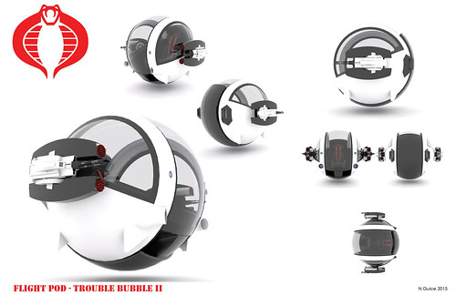 Flight Pod II | by Nathan Guice: Industrial Designer