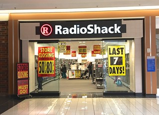 Radio Shack's last days | by MarkGregory007