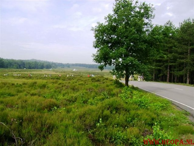 1e dag Amersfoort  40 km  22-06-2007 (16)