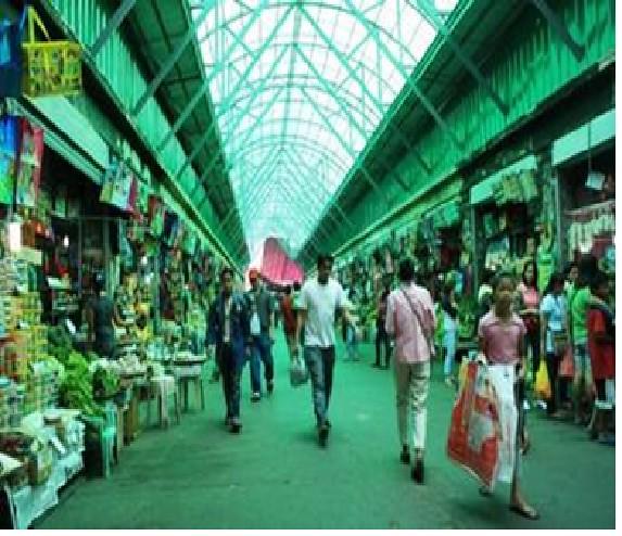 berna-baguio public market