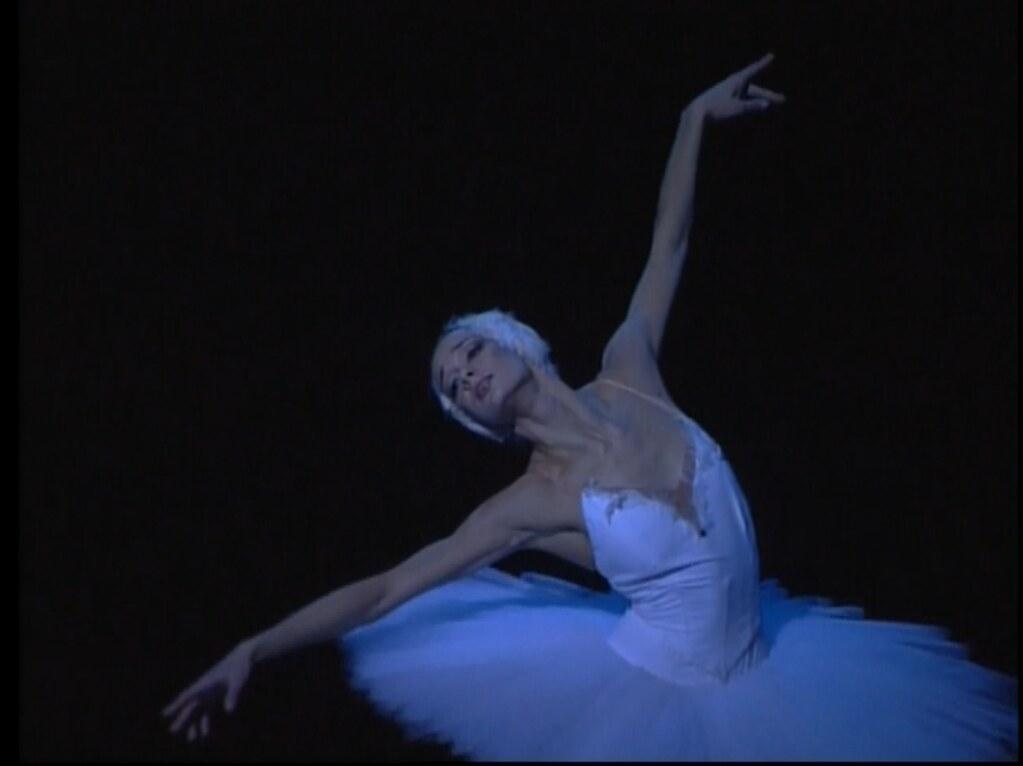 Egle Spokaite as Swan