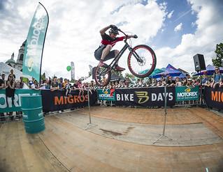 Bike Days 2016 – Trial Show | by Bike Days Schweiz