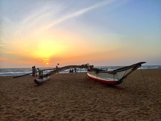 Colombo Sunset