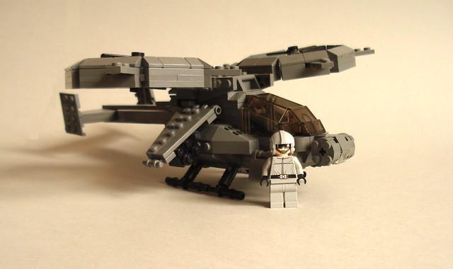 Scorpion Gunship (1)