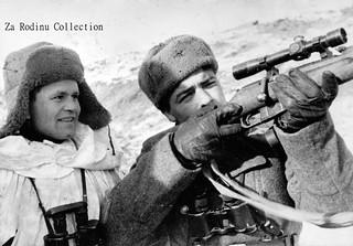 Vassili Zaitsev - Stalingrad