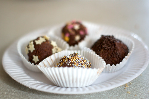 Chocolate Truffles | by cobaltfish