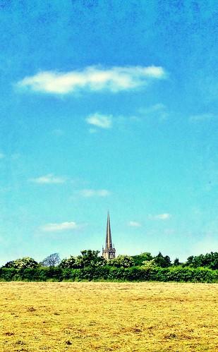 Spire of Tetbury | by William Parsons Pilgrim