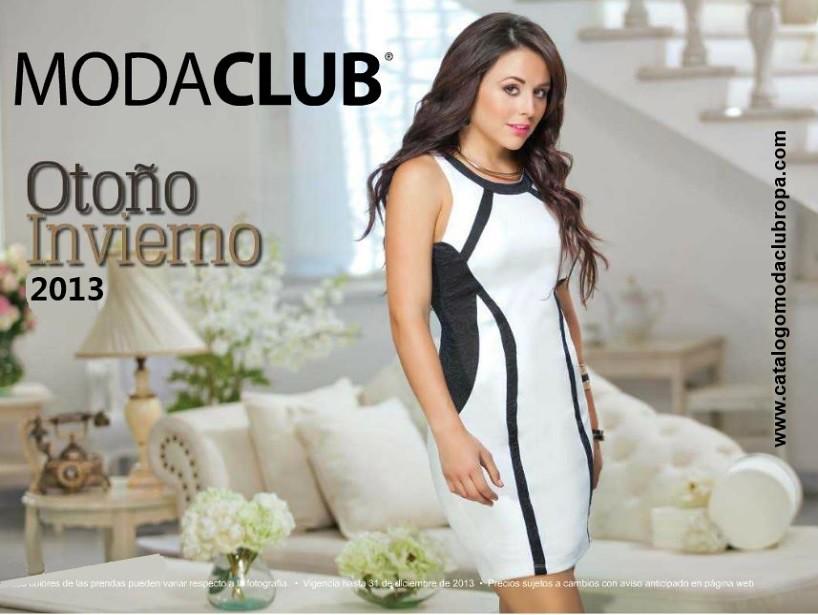 4d9453acba ... Catalogo Moda Club Otoño Invierno 2013