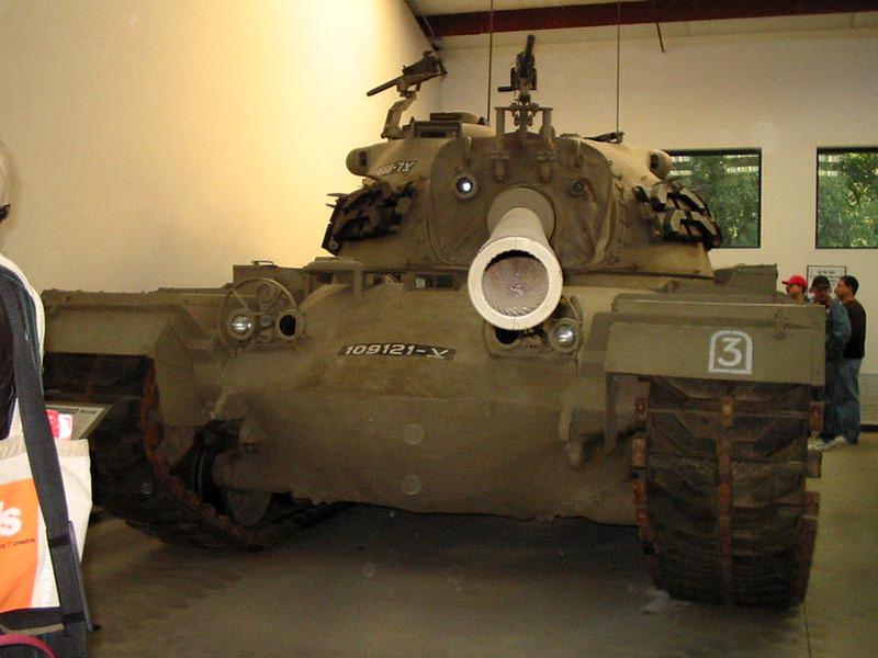 M48A4 Magach 3 (3)