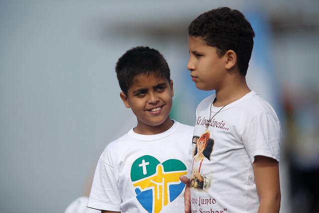 JMJ 2013: Papa Francisco en Misa con 3 millones de peregrinos
