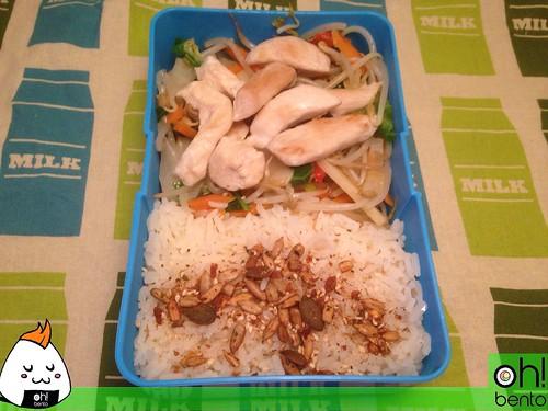 Bento Diet - Day one