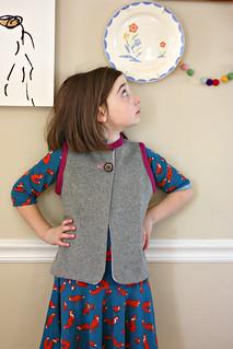 Flip vest