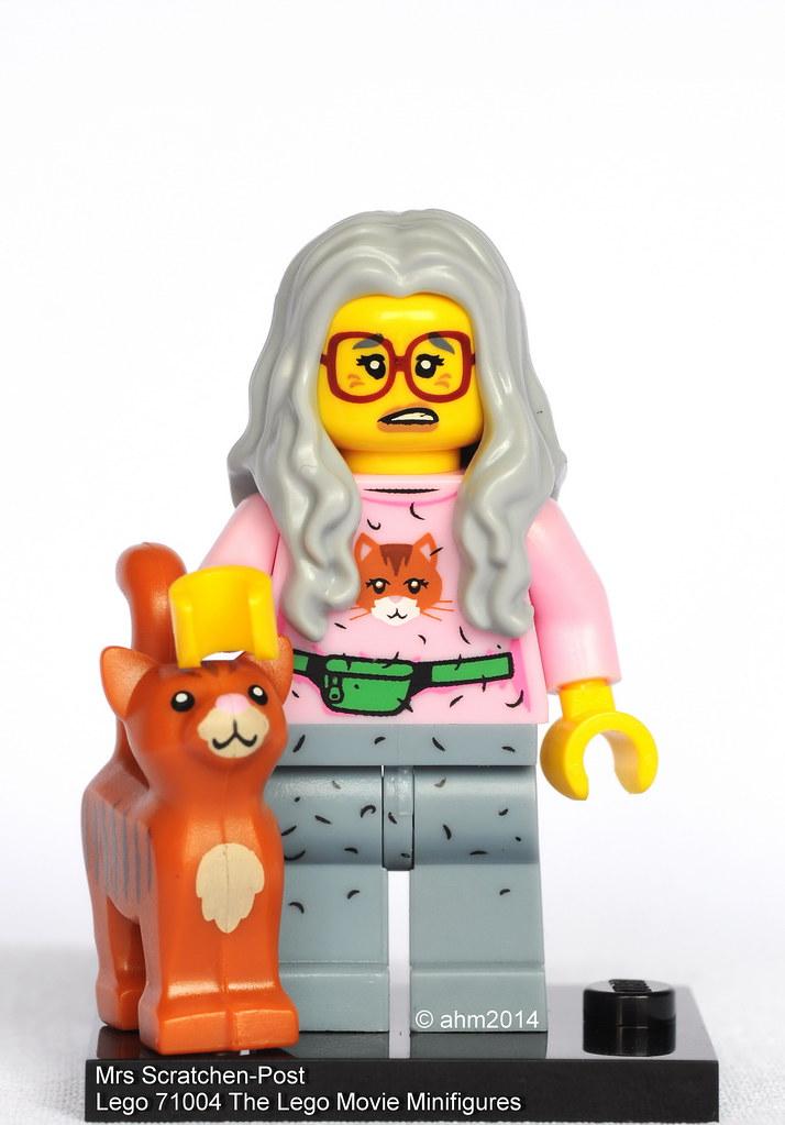 Lego 71004 The Lego Movie Minifigures 06 Mrs Scratchen Pos Flickr