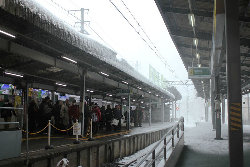 雪の鎌倉_45