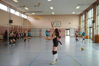 Damen 1 Gündlingen 2014-03-23 | by Jean-Louis Breisach
