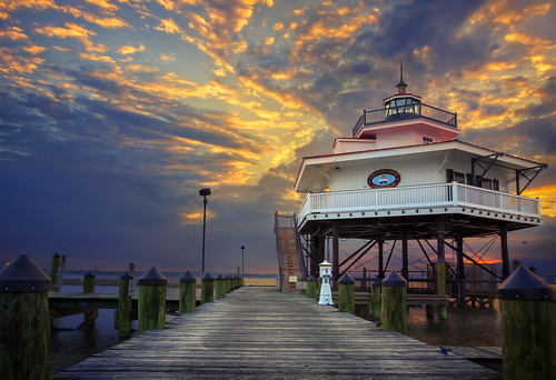 Choptank River Lighthouse | by E. B. Walker Photography