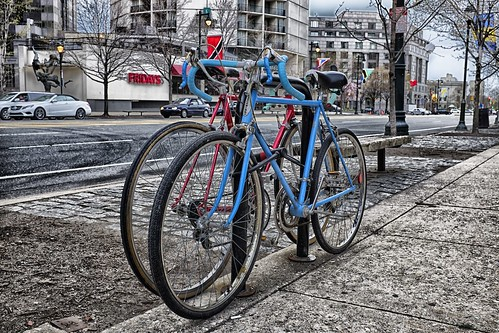 Tandem bicycles | by henk.sijgers (on when I can)