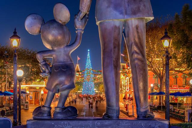 Christmas on Main Street USA – The Partners View