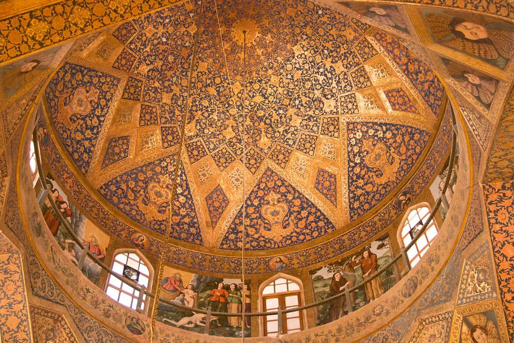 Vank Cathedral à Ispahan