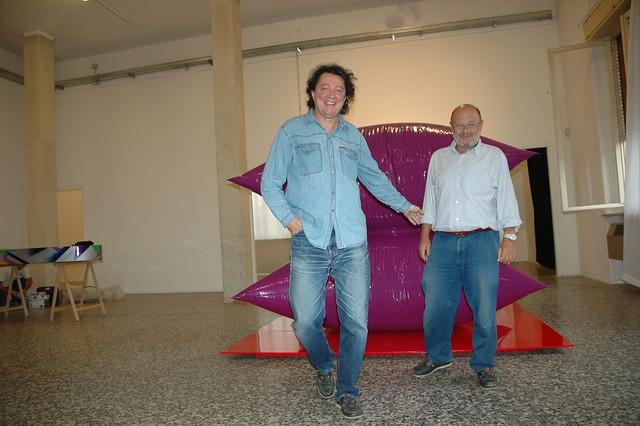 2008 - Nuove sinestesie, 46° Premio Suzzara, a cura di Cerritelli