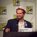 Bryan Fuller w/Flower Crown