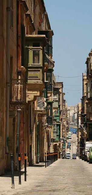 Valetta Streets II