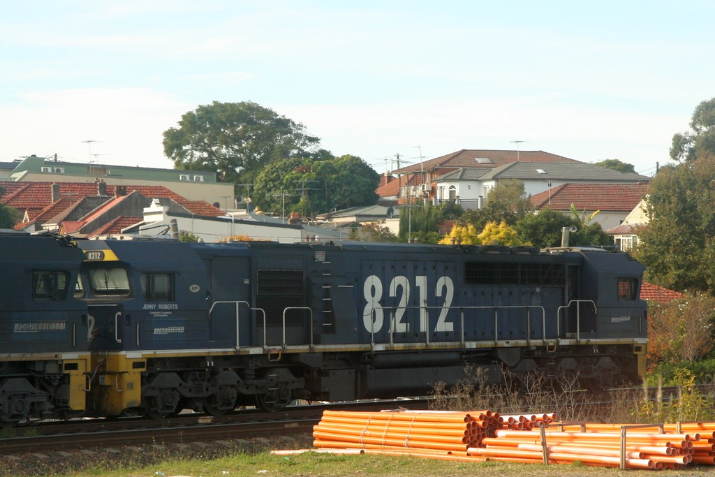 8212 at Marrickville, 30.5.2013 by John Ray